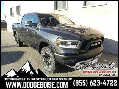 2019 Ram 1500 Crew Cab 4x4,  Pickup #R746883 - photo 1