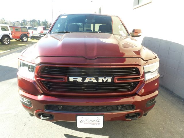 2019 Ram 1500 Crew Cab 4x4,  Pickup #R754775 - photo 7