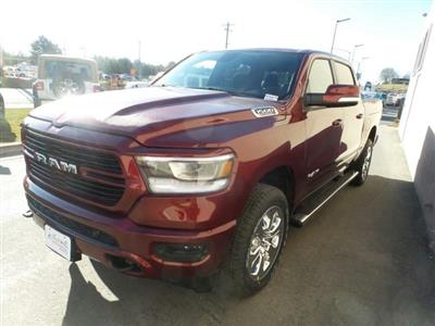 2019 Ram 1500 Crew Cab 4x4,  Pickup #R754775 - photo 6