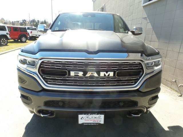 2019 Ram 1500 Crew Cab 4x4,  Pickup #R773720 - photo 8