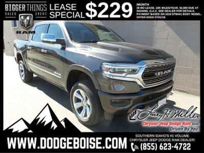 2019 Ram 1500 Crew Cab 4x4,  Pickup #R773720 - photo 1