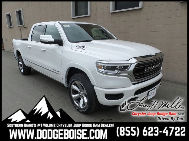 2019 Ram 1500 Crew Cab 4x4,  Pickup #R793787 - photo 1