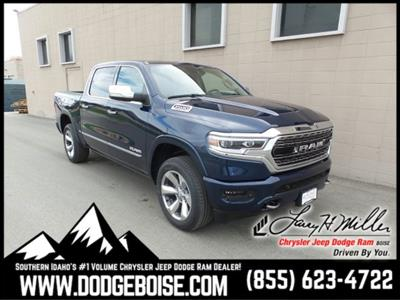 2019 Ram 1500 Crew Cab 4x4,  Pickup #R793867 - photo 1