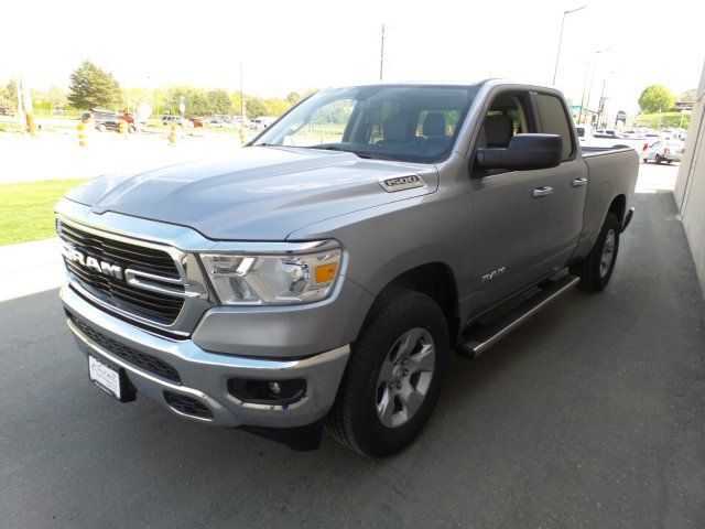 2019 Ram 1500 Quad Cab 4x4,  Pickup #R804094 - photo 6