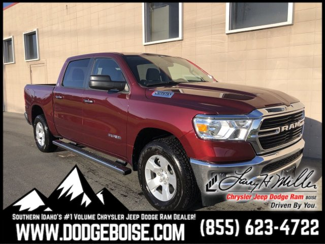 2019 Ram 1500 Crew Cab 4x4,  Pickup #R804104 - photo 1