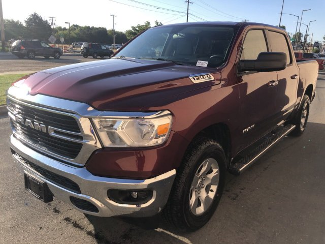 2019 Ram 1500 Crew Cab 4x4,  Pickup #R804104 - photo 4