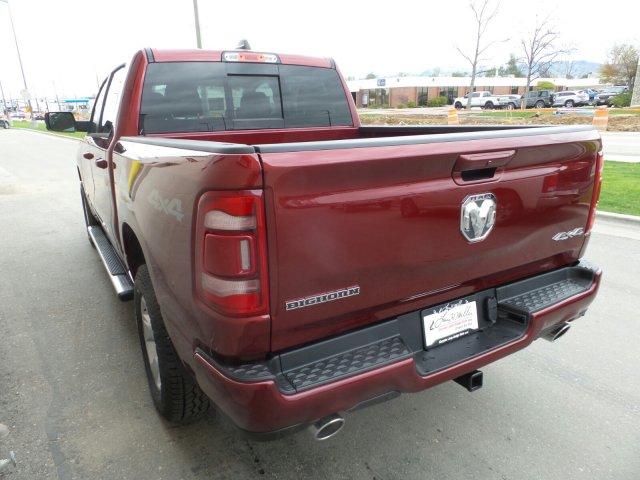 2019 Ram 1500 Crew Cab 4x4,  Pickup #R814425 - photo 4