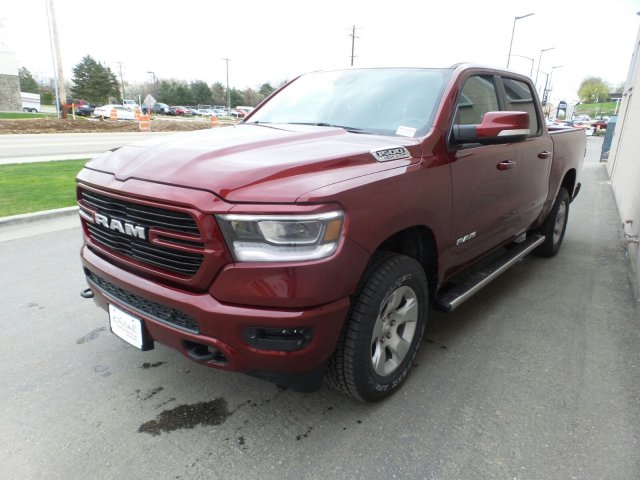 2019 Ram 1500 Crew Cab 4x4,  Pickup #R814425 - photo 6