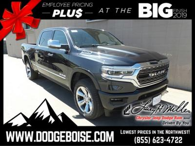2019 Ram 1500 Crew Cab 4x4,  Pickup #R816389 - photo 1