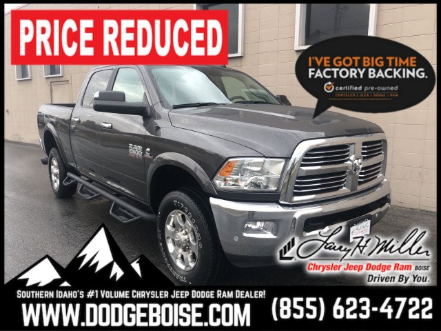2018 Ram 2500 Crew Cab 4x4,  Pickup #R842770B - photo 1