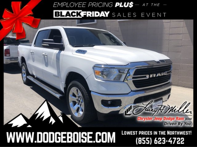 2019 Ram 1500 Crew Cab 4x4,  Pickup #R877576 - photo 1