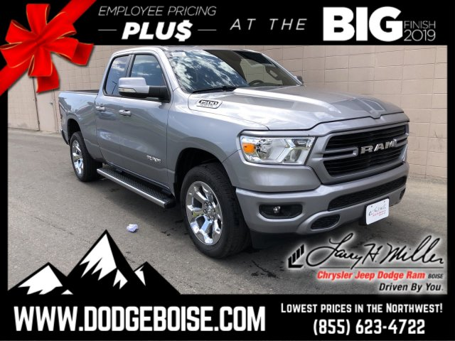 2019 Ram 1500 Quad Cab 4x4,  Pickup #R886434 - photo 1