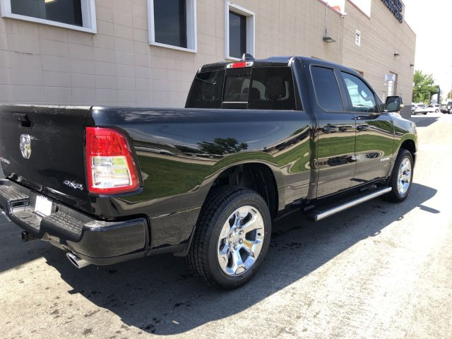2019 Ram 1500 Quad Cab 4x4,  Pickup #R886490 - photo 2