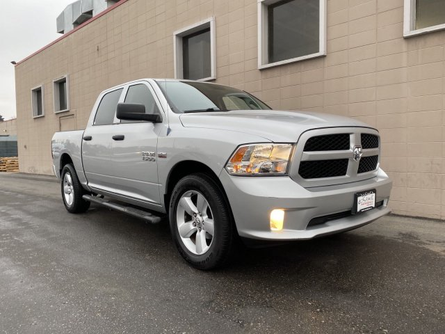 2014 Ram 1500 Crew Cab 4x2, Pickup #R887019A - photo 3