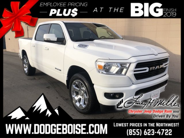 2019 Ram 1500 Crew Cab 4x4,  Pickup #R887021 - photo 1