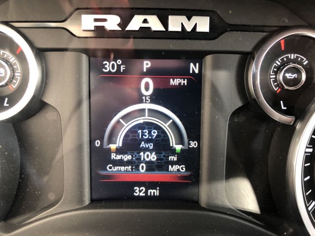 2019 Ram 1500 Crew Cab 4x4,  Pickup #R887021 - photo 15