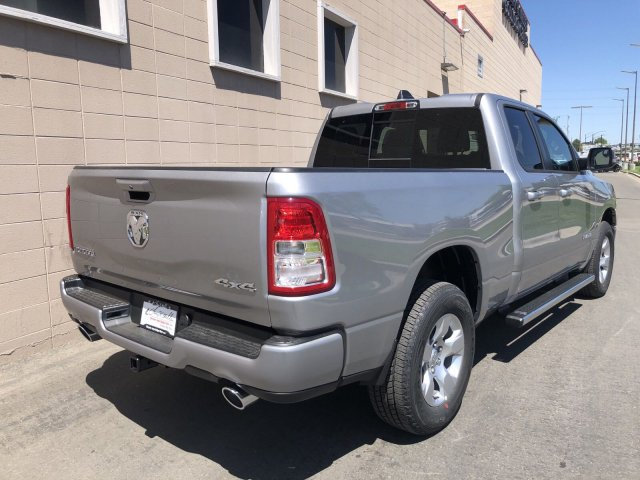 2019 Ram 1500 Quad Cab 4x4,  Pickup #R915381 - photo 1
