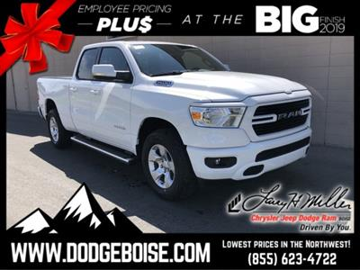 2019 Ram 1500 Quad Cab 4x4,  Pickup #R915386 - photo 1