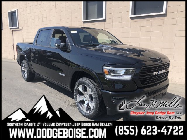2019 Ram 1500 Crew Cab 4x4,  Pickup #R917000 - photo 1
