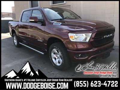 2019 Ram 1500 Crew Cab 4x4,  Pickup #R918534 - photo 1
