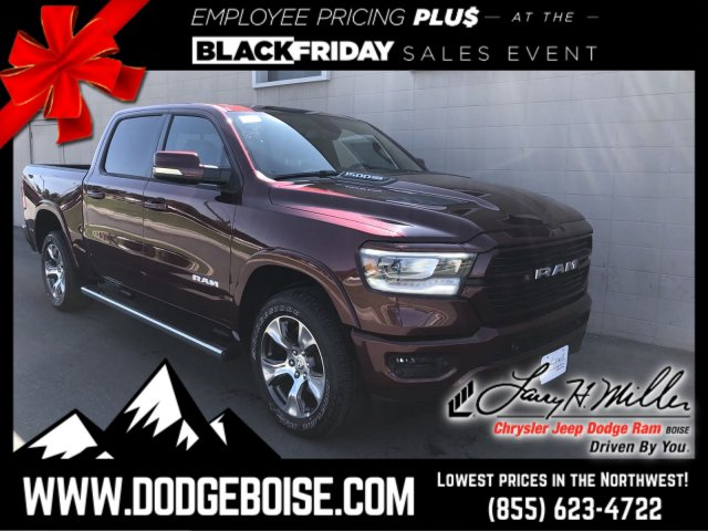 2019 Ram 1500 Crew Cab 4x4,  Pickup #R925501 - photo 1