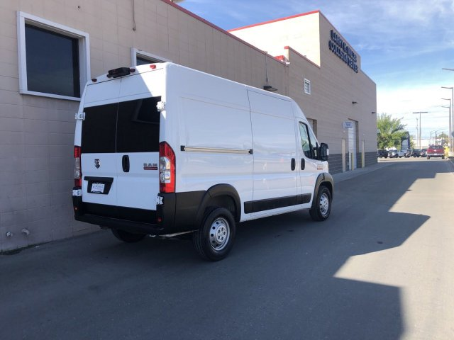 2019 ProMaster 1500 High Roof FWD,  Empty Cargo Van #U516747 - photo 1