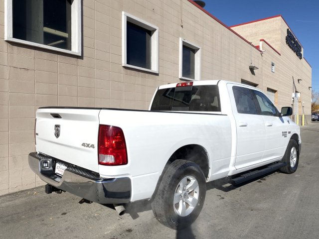 2019 Ram 1500 Crew Cab 4x4, Pickup #U596445 - photo 1