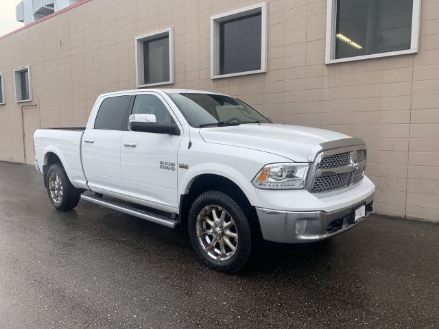 2014 Ram 1500 Crew Cab 4x4, Pickup #U596990A - photo 4