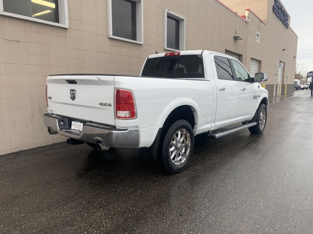 2014 Ram 1500 Crew Cab 4x4, Pickup #U596990A - photo 2