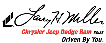 Larry H. Miller Chrysler Jeep Dodge Ram Boise logo