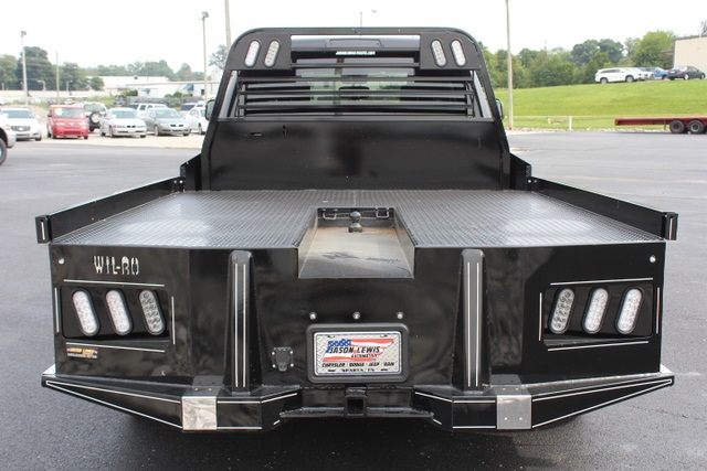2018 Ram 3500 Crew Cab DRW 4x2,  Wil-Ro Hauler Body #116084 - photo 7