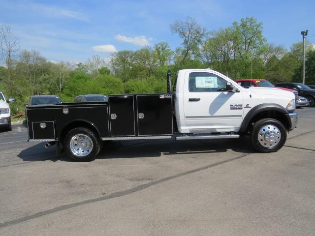 2018 Ram 5500 Regular Cab DRW 4x2,  Wil-Ro Hauler Body #167061 - photo 3