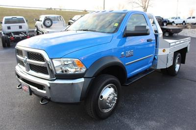 2018 Ram 5500 Regular Cab DRW 4x4,  Cab Chassis #183395 - photo 4