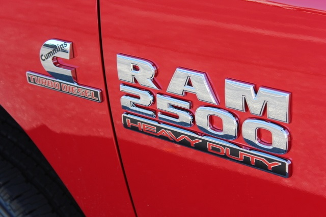 2018 Ram 2500 Crew Cab 4x4,  Pickup #333981 - photo 13