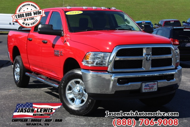 2018 Ram 2500 Crew Cab 4x4,  Pickup #333981 - photo 1