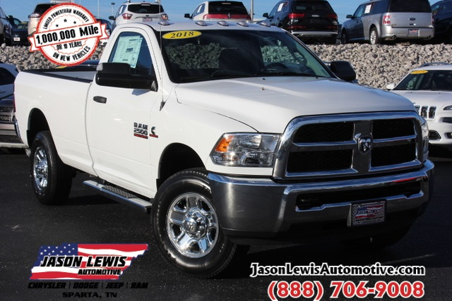 2018 Ram 2500 Regular Cab 4x4,  Pickup #347148 - photo 1