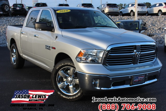 2018 Ram 1500 Crew Cab 4x2,  Pickup #354882 - photo 1