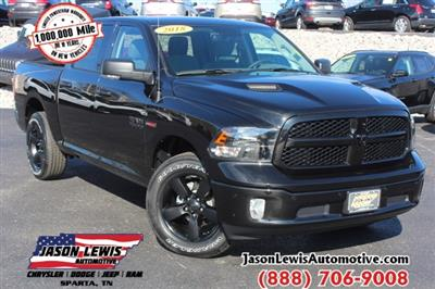 2018 Ram 1500 Crew Cab 4x2,  Pickup #355276 - photo 1