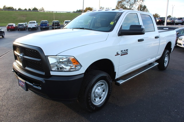 2018 Ram 2500 Crew Cab 4x4,  Pickup #356867 - photo 4