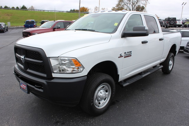2018 Ram 2500 Crew Cab 4x4,  Pickup #356870 - photo 4