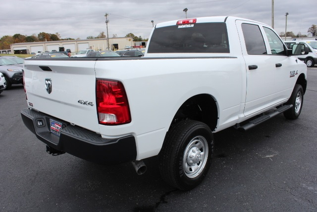 2018 Ram 2500 Crew Cab 4x4,  Pickup #356870 - photo 2