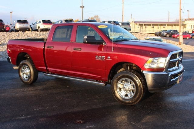 2018 Ram 2500 Crew Cab 4x4,  Pickup #380385 - photo 8