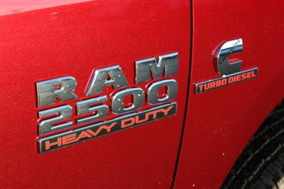 2018 Ram 2500 Crew Cab 4x4,  Pickup #380385 - photo 11