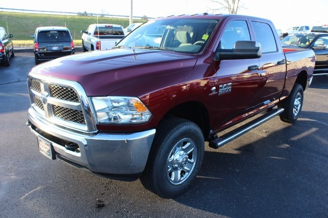 2018 Ram 2500 Crew Cab 4x4,  Pickup #425466 - photo 4