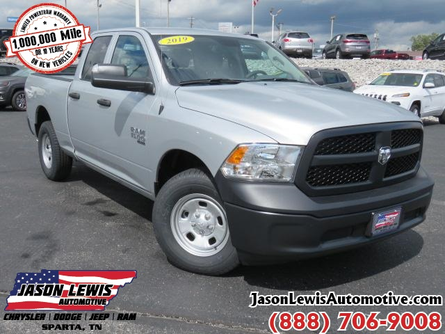 2019 Ram 1500 Quad Cab 4x2,  Pickup #503368 - photo 1