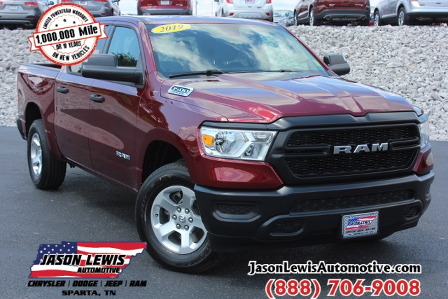 2019 Ram 1500 Crew Cab 4x4,  Pickup #571602 - photo 1