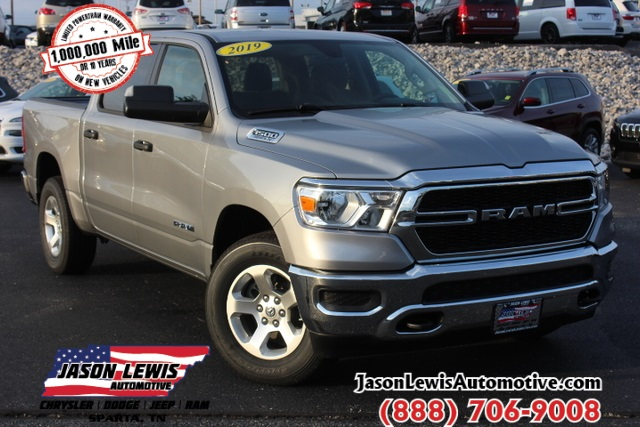 2019 Ram 1500 Crew Cab 4x4,  Pickup #651268 - photo 1