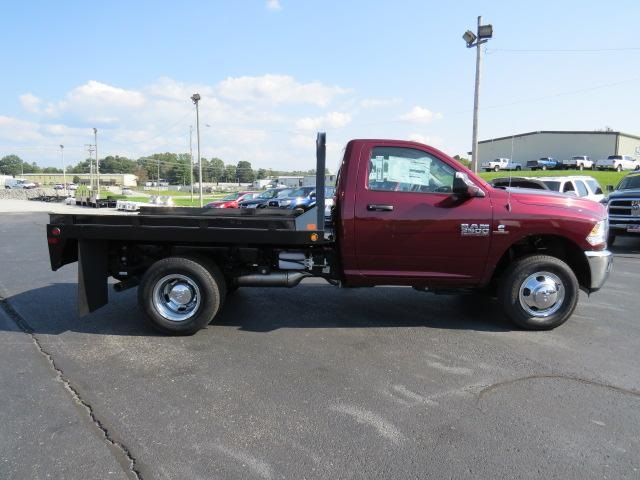 2017 Ram 3500 Regular Cab DRW 4x4,  CM Truck Beds Platform Body #758839 - photo 3