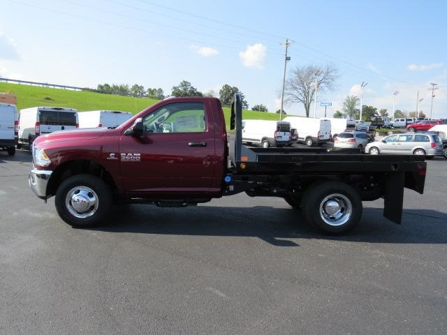 2017 Ram 3500 Regular Cab DRW 4x4,  CM Truck Beds Platform Body #758839 - photo 6