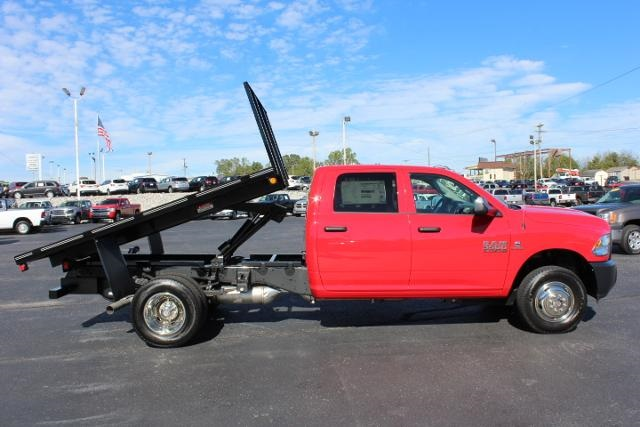 2017 Ram 3500 Crew Cab DRW 4x4,  Platform Body #770957 - photo 9